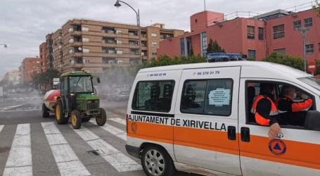 El PP de Xirivella lamenta que Protección Civil actúa sin el material adecuado frente al COVID-19