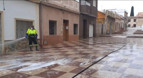 Paterna se prepara para la desescalada: reorganiza la limpieza y desinfección de calles y zonas sensibles