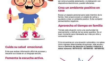 Quart de Poblet comparte pautas socioeducativas para el bienestar de los niños, niñas, adolescentes y sus familias
