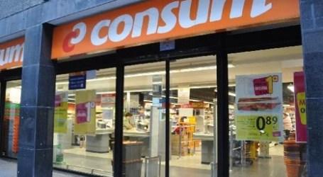 Consum controlará el aforo en todas sus tiendas a través de un sistema digital
