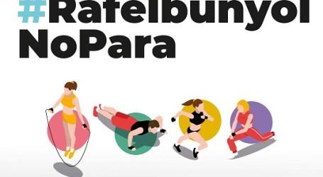 El Ayuntamiento de Rafelbunyol ha lanzado dos plataformas digitales para fomentar las actividades socioculturales y deportivas