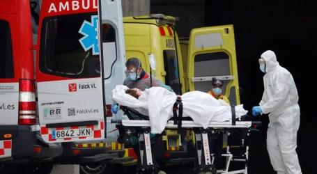 España supera las 10.000 muertes tras otro récord diario de 950 fallecidos
