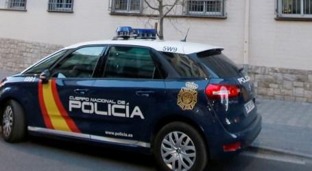 Detenidos en Paterna dos hombres que robaron una valija con 55 joyas