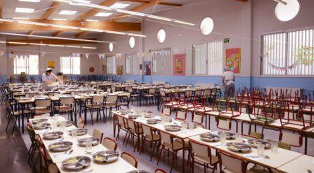 L'Ajuntament de Paiporta atorga 495  beques-menjador per a completar el pla de la conselleria d'Educació