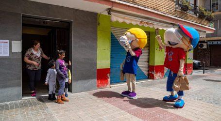 Mislata entrega más de 7.500 menús diarios a familias y personas mayores sin recursos