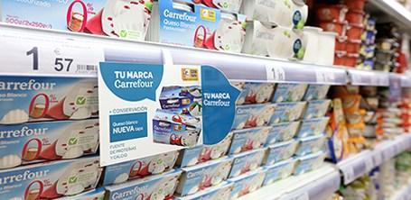 OCU no detecta coronavirus en los envases de alimentos del supermercado
