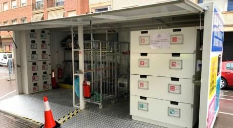 La EMTRE retoma la actividad de sus ecoparques móviles en Alfafar, Benetússer, Bonrepòs i Mirambell, Massamagrell y València