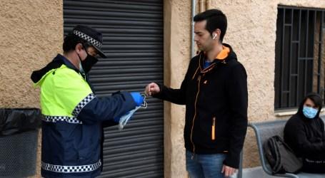 La Policia Local de Paiporta es troba immersa en la progressiva desescalada del confinament de la població