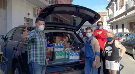 El PP de El Puig compra alimentos no perecederos para las familias necesitadas del municipio