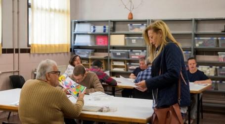Los municipios valencianos de menos de 15.000 habitantes reciben 19,5 millones de euros de la Diputació para atención social