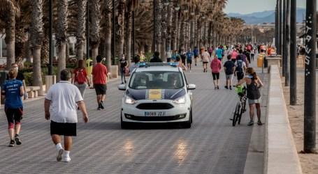 Ribó apela a la disciplina personal para evitar aglomeraciones en las playas