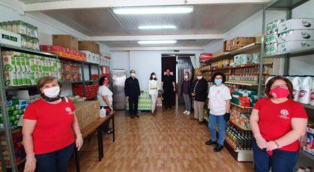 El Centro Comercial Factory Bonaire dona 8 toneladas de alimentos a Cáritas Aldaia