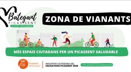 L'Ajuntament augmenta els espais per a vianants per fer de Picassent un municipi més saludable i protegit davant el Covid19