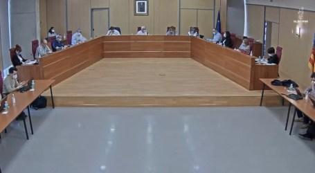 El pleno de Alboraya aprueba el pago de la deuda a FGV