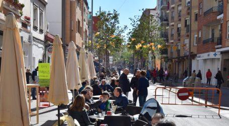 El Ayuntamiento de Burjassot suspende la tasa de terrazas para bares, restaurantes y cafeterías hasta 2021
