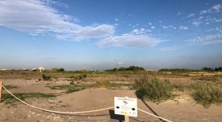 Massamagrell, la única playa de la Comunitat que participa en el concurso de Calleja #MiPlayaSinPlásticos