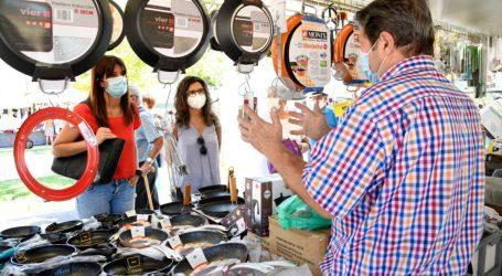 Paiporta reobri el mercat ambulant a la ubicació provisional