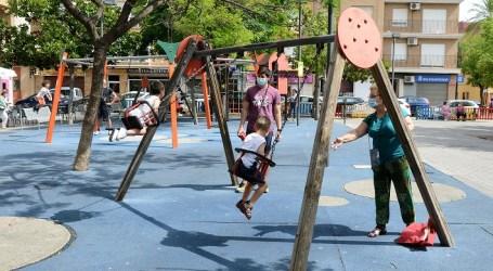 Paiporta reobri aquesta setmana els jocs infantils de la localitat