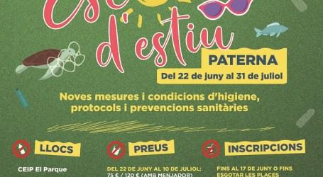 """La Casa de la Juventud de Paterna presenta una programación veraniega adaptada a la """"nueva normalidad"""""""