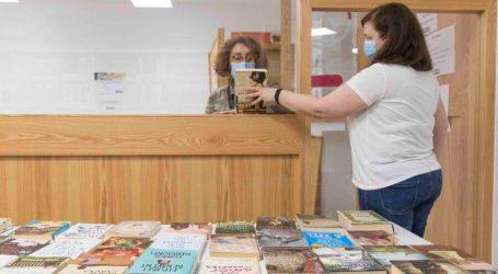 La Biblioteca Municipal i la sala d'estudi reobrin les seues instal·lacions a la Casa de Cultura de Picassent
