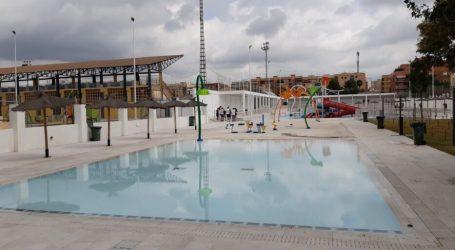 Paterna abre la piscina de verano este domingo con parcelas de uso exclusivo y aforo limitado