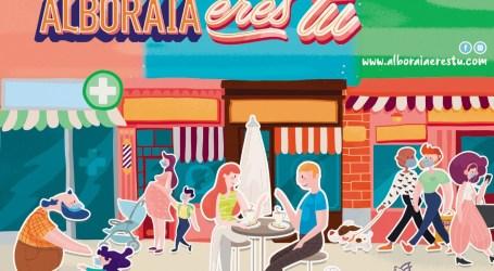 Alboraia llança una campanya per a donar suport al comerç local