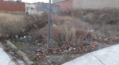 Vox Massamagrell pide más limpieza