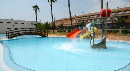 Paiporta obri la piscina lúdica d'estiu a meitat de juliol