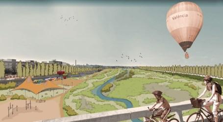 L'Horta Sud celebra el corredor verd de l'Ajuntament de València per al nou llit del riu Túria