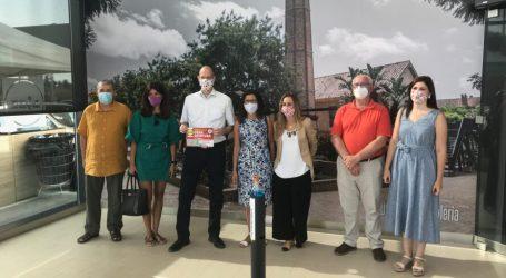 Lidl inaugura su tienda de Paiporta con la visita de la alcaldesa Isabel Martín