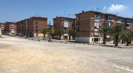 Inicio de obras: 144 nuevas plazas de aparcamiento frente al entrorno de la Torre de Paterna