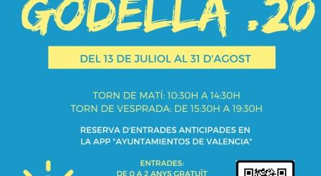 La piscina de verano de Godella inicia su actividad con medidas especiales