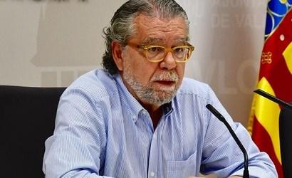 Muere de un infarto el concejal de Hacienda de València, Ramón Vilar