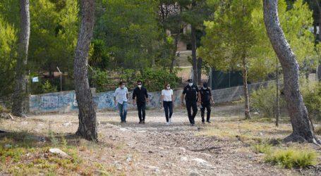 Paterna refuerza la seguridad forestal con el proyecto Guardian