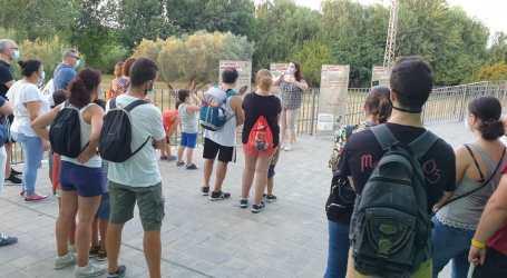 Quart de Pobletrealiza una ruta guiada por el río Turia para avistar murciélagos