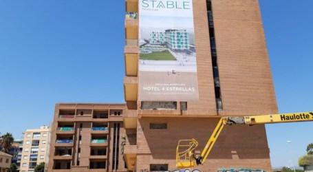 El nou hotel de la Pobla de Farnals estarà acabat abans del 2022