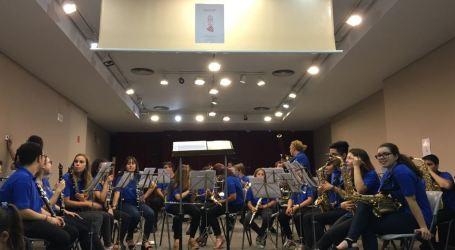 Abierta la nueva temporada de la Banda Sinfónica de Aldaia y su escuela