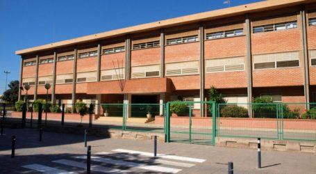 Els centres educatius de Foios es reforcen de cara a l'inici del nou curs escolar