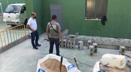 Massamagrell comienza las obras del polideportivo