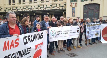 Compromís pide una Declaración de Xirivella «renovada» para la línea ferroviaria C3