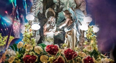 Els Clavaris de Sant Onofreidean una Passejà en honor al patrón de Quart de Poblet diferente por el coronavirus