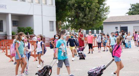 Arranca el curso escolar en Mislata con todas las medidas preventivas ante la Covid-19