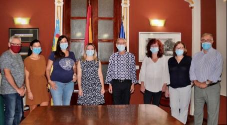 El Ayuntamiento de Alboraya contrata a cinco personas a través del programa EMCORP