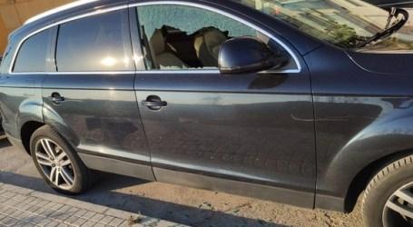 Rompen los cristales de varios coches en el barrio de la Magdalena de Massamagrell