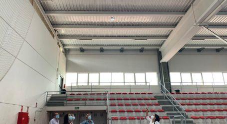 El Pabellón Polideportivo de Benetússer estrena cubierta