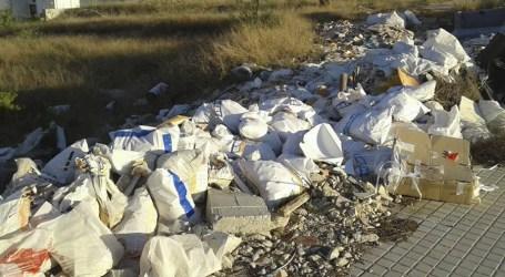 Compromís reclama que Paterna redacte un pla de residus que siga la solució definitiva als abocadors il·legals