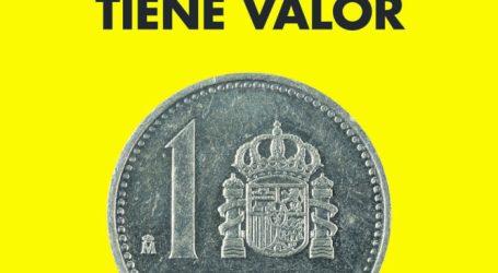 Vuelven a aceptar pesetas para fomentar las compras en el comercio local de Paterna