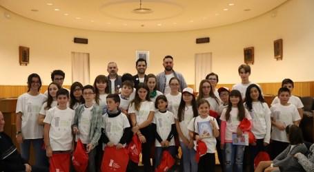 Los niños y niñas del Consejo de la Infancia recogerán la Insignia de Oro en nombre de todo el Pueblo de Paterna