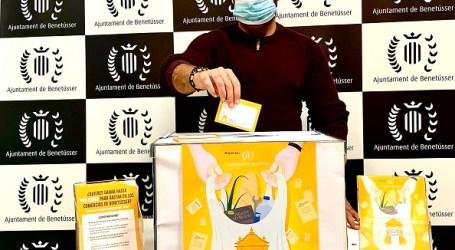 Benetússer pone en marcha la campaña «Comprar en Benetússer tiene premio»