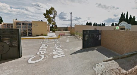 Vuelve a abrir el cementerio de Xirivella tras los actos vandálicos